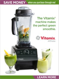 Vitamix Green Smoothie GSH Boosting Meals